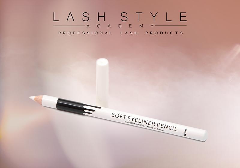 Fehér kontúr ceruza